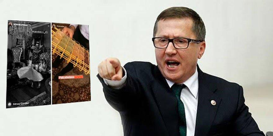 Muhacir Düşmanı Türkkan'ın Lüks ve Şatafat Karşıtlığı Gözlerimizi Yaşarttı!
