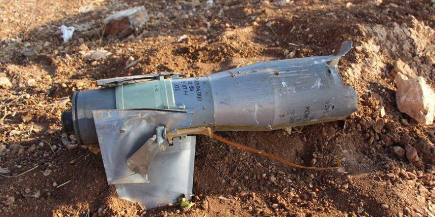Türkiye Sınırı Yakınlarındaki İdlib Civarına Balistik Füze Saldırısı