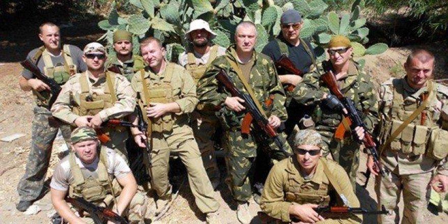 Rusya'nın Gayriresmi Ordusu Wagner Özel Güvenlik Şirketi