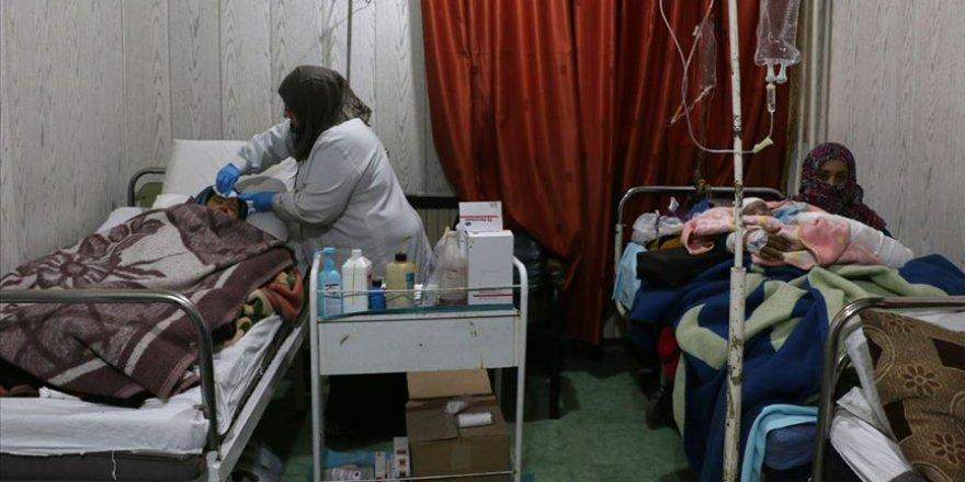 İdlib'dekiHastanelerden Acil Kan Bağışı Çağrısı