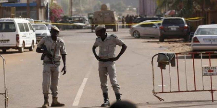 Burkina Faso'daki Saldırıda 35 Sivil Yaşamını Yitirdi