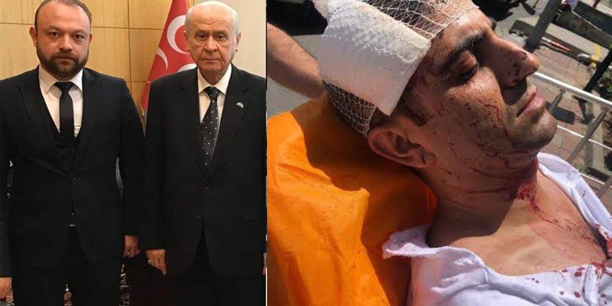 Murat Alan'a Vahşice Saldıranlara Komik Ceza!