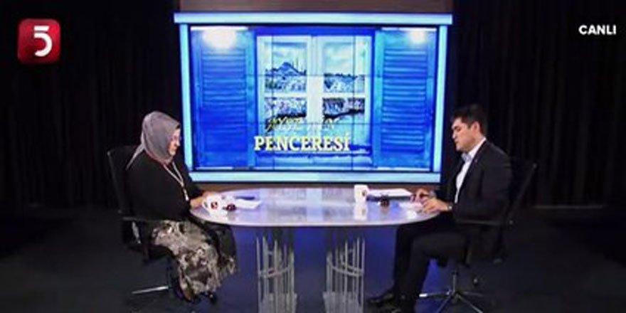 'Irkçı Bakış'ı Konuk Eden TV5'te 'Ümmetçi Bakış'a Hakaret!