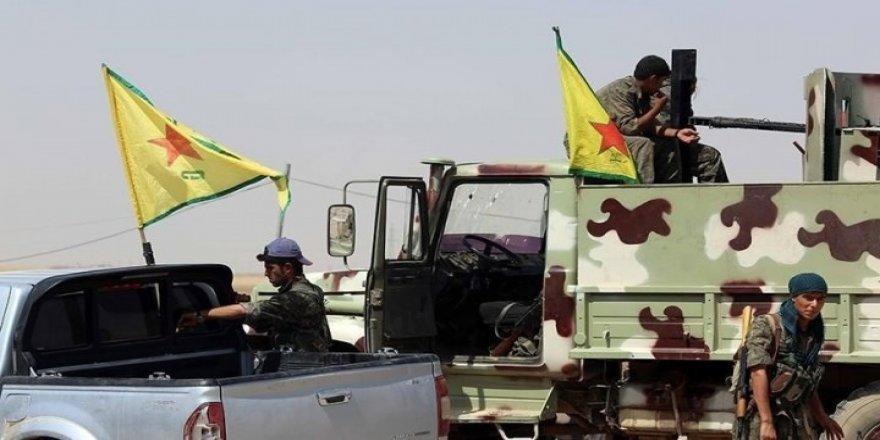 Suriye'nin Kuzeyinde 10 PKK/YPG'liÖldürüldü