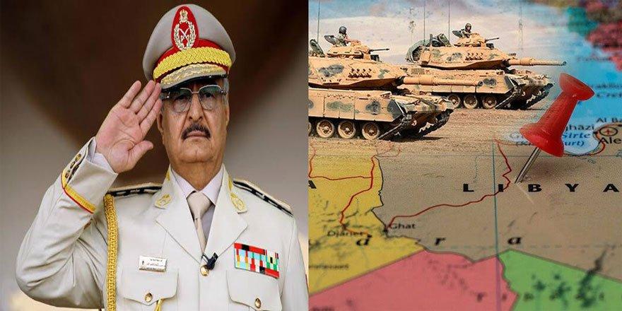 Libya'da Hafter Milisleri Ateşkesi İhlal Ediyor