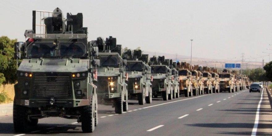 Libya Tezkeresi Meclise Sunuldu
