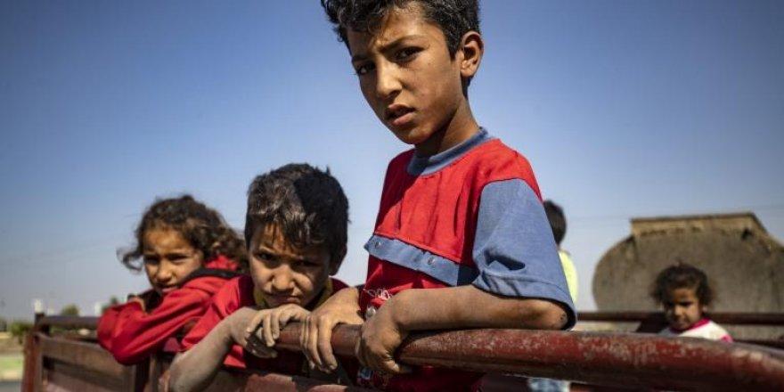 UNICEF: Son 9 Ayda Suriye'de 657 Çocuk Öldürüldü