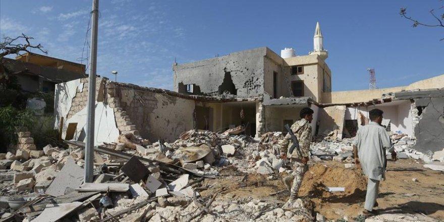 Libyalı Temsilciden Arap Birliği'ne Trablus Tepkisi
