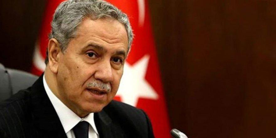 """Bülent Arınç'tan Ankara Başsavcısına: """"Haysiyet Cellâtlarına Malzeme Veriyorsunuz!"""""""