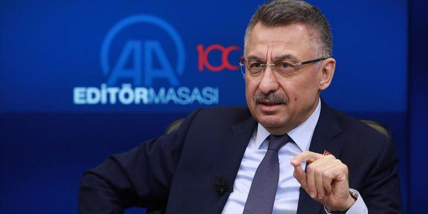 """""""Suriye'nin Kuzeyinde Güvenli Bölgeye Model Olacak Bir Alan Planlanıyor"""""""