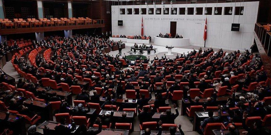 Libya Tezkeresi 184 Ret Oyuna Karşı 325 Kabul Oyuyla Meclis'ten Geçti