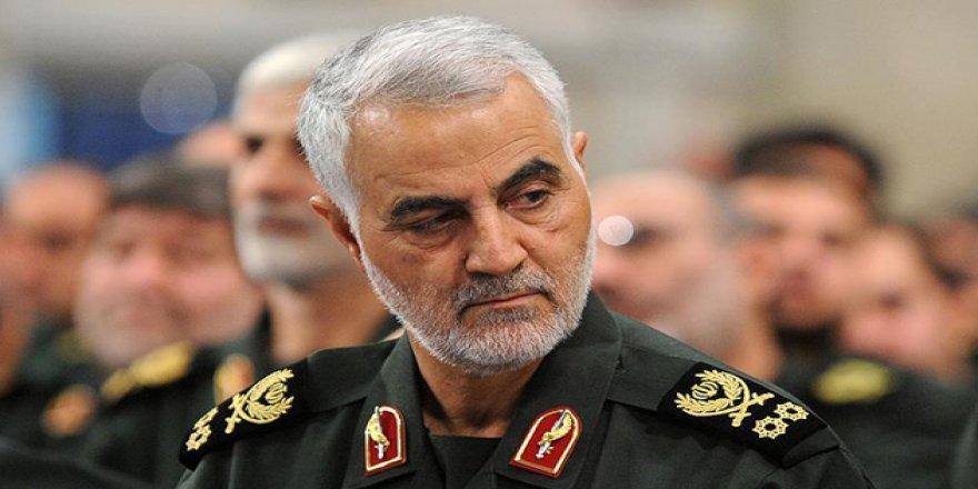 İran'ın Ortadoğu Tetikçisi Kasım Süleymani Bağdat'ta Öldürüldü!