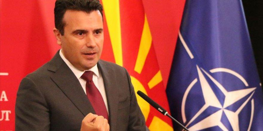 Kuzey Makedonya BaşbakanıZoranZaevİstifa Etti