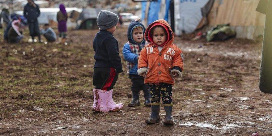 İdlib'deki 'Çamur Kentler'in Yardım Çığlığı