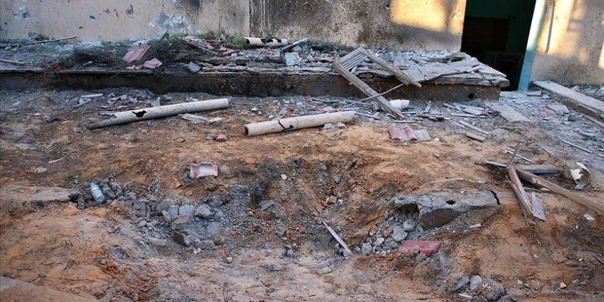 Darbeci Hafter Güçlerinden Trablus'ta Füze ve Top Atışıyla Saldırı