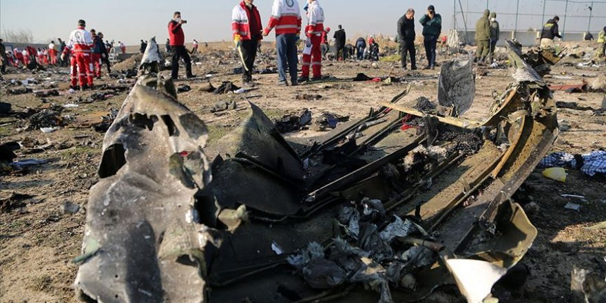 İran, Ukrayna Havayollarına Ait Uçağı Düşürdüğünü İtiraf Etti