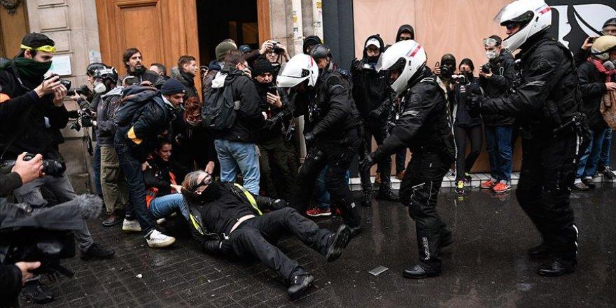 Paris Savcılığı Polis Şiddetine İlişkin İki Yeni Soruşturma Açtı