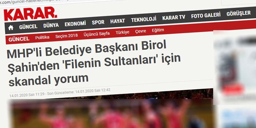 Skandal Hangisi: Belediye Başkanı'nın Yorumu mu, Karar'ın Manşeti mi?