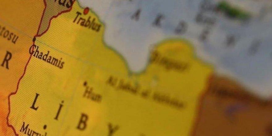 Hafter'e Giden Yardım Konvoyu Vuruldu
