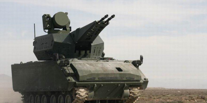 """""""Türkiye Hava Savunma Sistemi 'KORKUT' Libya'da"""""""
