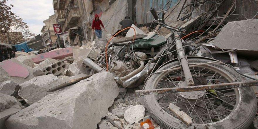 İşgalci Rusya İdlib'de 4 Sivil Daha Katletti