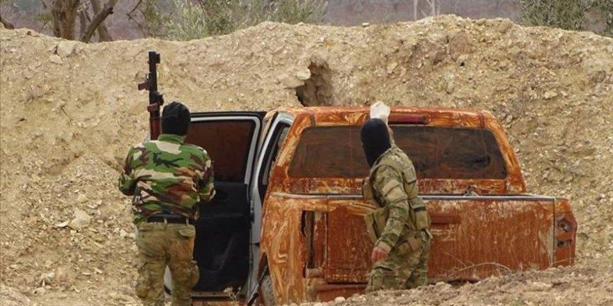 Muhalifler İdlib'e Sızmaya Çalışan Rejim ve Destekçilerini Geri Püskürttü