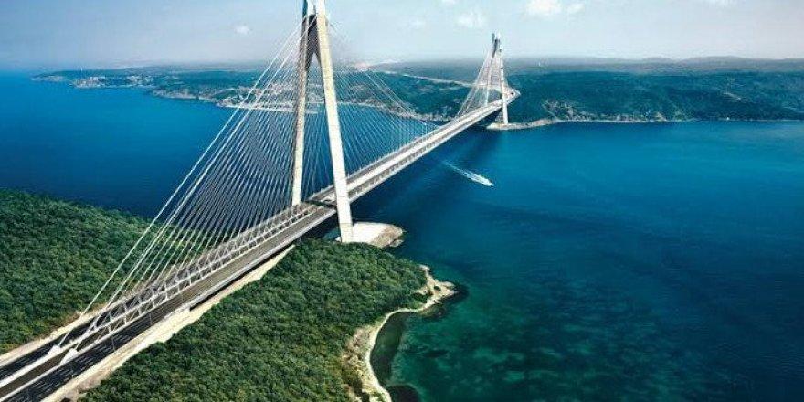 Devlet Yavuz Sultan Selim Köprüsü İçin 3 Milyar Ödeyecek