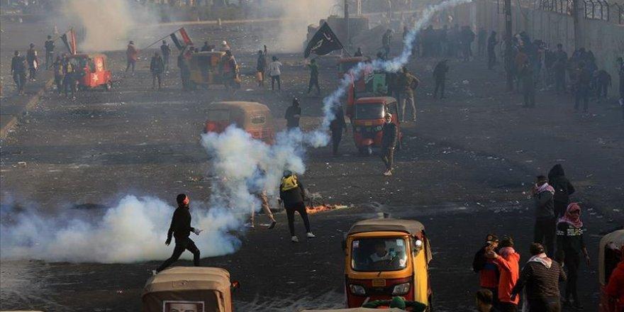 Irak'ta İki Gösterici Öldürüldü