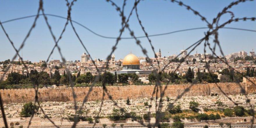 İşgalci İsrail, Kudüs'teki Bir Meydanın Mülkiyetini Rusya'ya Devretti