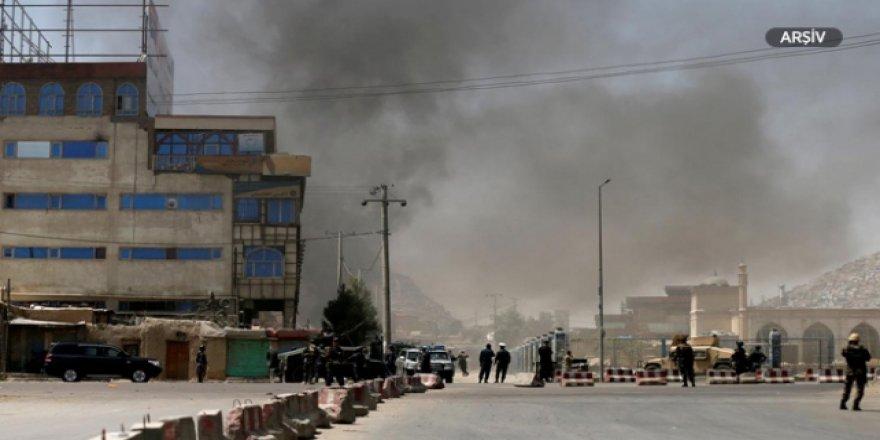 ABD Afganistan'da Sivilleri Katletti: 10 Ölü