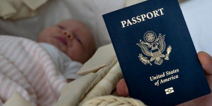 ABD 'Doğum Turizmi' İçin Vize Vermeyecek