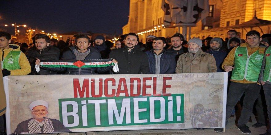 Tüm Türkiye'de Kudüs İçin 'Umut Cuması'