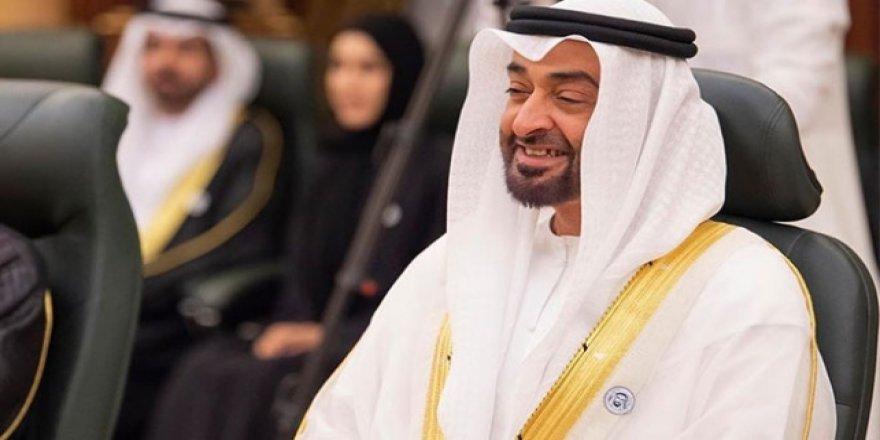 Bin Zayed Libya Faturasını Danışmanına Kesti