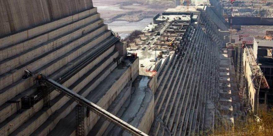 Etiyopya Tartışmalı Nahda Barajı'nı Doldurmaya Başlıyor