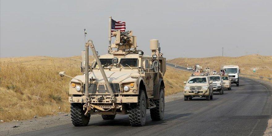 ABD Ordusu, Suriye'nin Tel Temir Beldesindeki Rus Askerlerini Bloke Etti