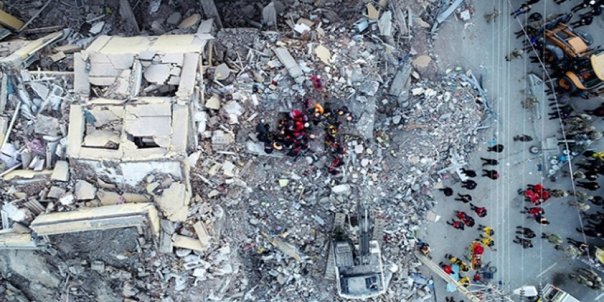 Depremde Hayatını Kaybedenlerin Sayısı 36'ya Çıktı