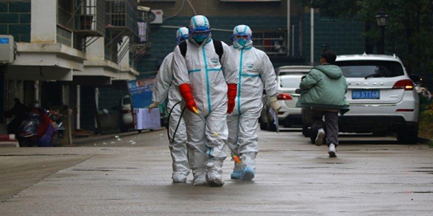 Koronavirüs 56 Can Aldı, Enfekte Sayısı Bin 975'e Yükseldi