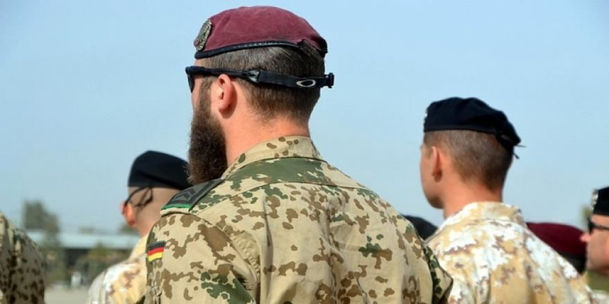 Almanya'da Aşırı Sağcı Oldukları Şüphesiyle 550 Askere Soruşturma