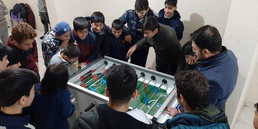 Muş Özgür-Der'de Gençlerle Ara Dönem Kampı