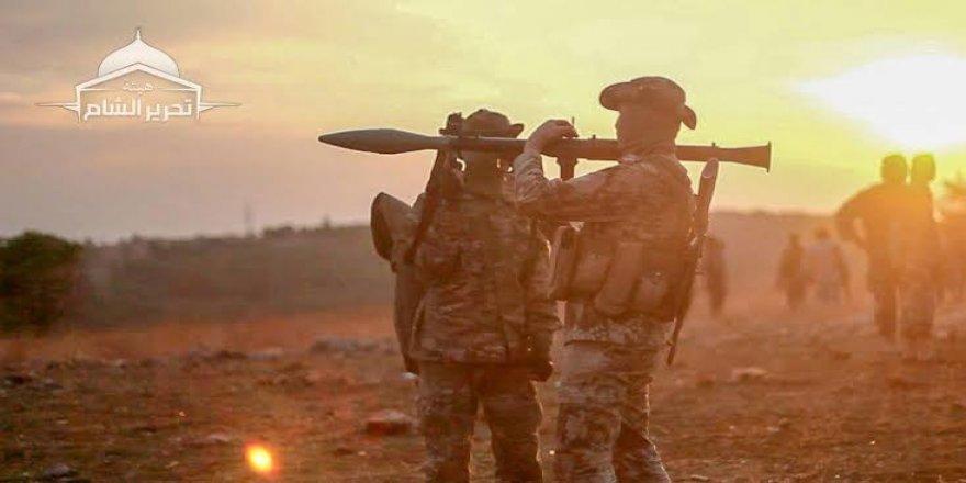 Muhaliflerden Halep Kırsalında Rejim ve Destekçilerine Operasyon