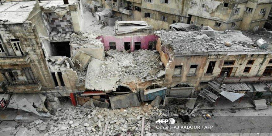 İdlib'e Saldıran Katil Esed ve Rusya 5 Sivili Daha Katletti
