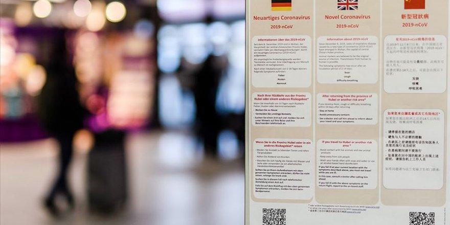 Almanya'da İlk Kez Yeni Tip Koronavirüs Vakası Tespit Edildi
