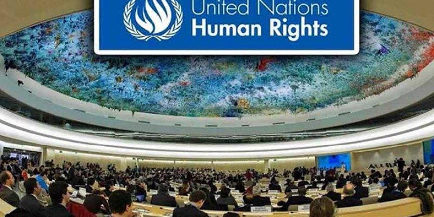 Türkiye'nin İnsan Hakları Karnesi ve KHK'lıların Durumu BM'de Masaya Yatırılacak