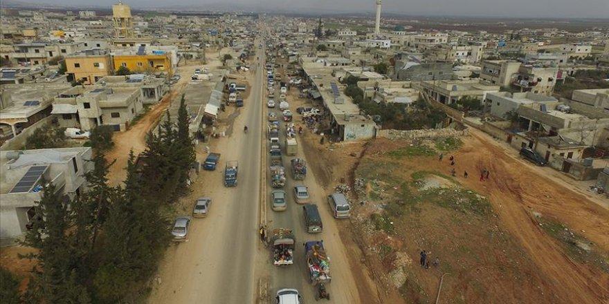 İdlib'de Kasım'dan Bu Yana 541 Bin Kişi Yerinden Edildi