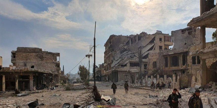 Rusya, İran veEsedRejimiİdlib'inEn Büyük İlçesiMaretel Numan'ı Ele Geçirdi