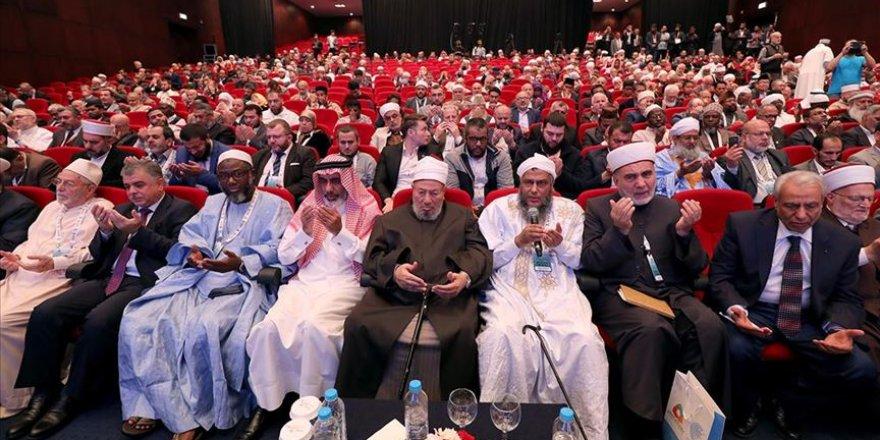 Dünya Müslüman Alimler Birliği: Trump'ın Planının Sonu Tarihin Çöplüğü Olacaktır