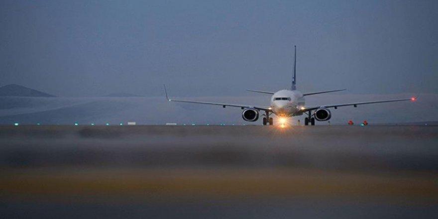 İngiliz ve Alman Havayolu Şirketleri Çin'e Uçuşlarını Durdurdu