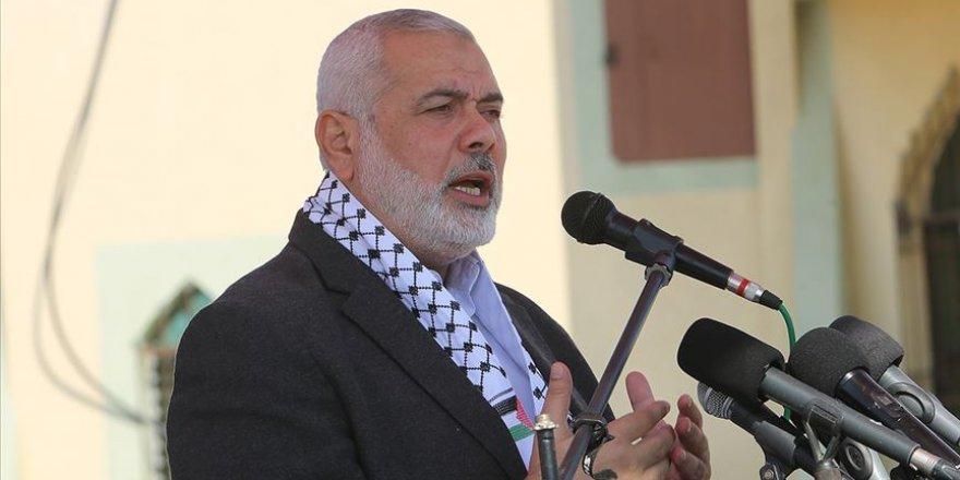 Hamas'tan İslam Ülkelerine 'Yüzyılın Anlaşması' Çağrısı