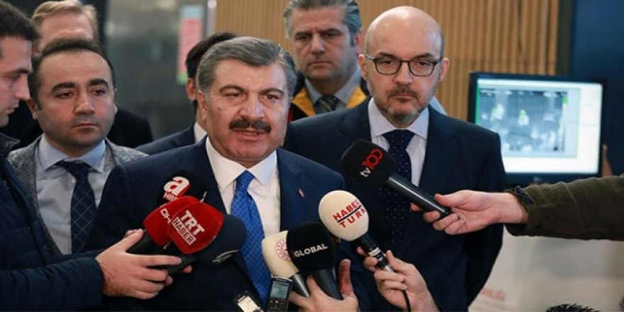Sağlık Bakanı Koca'dan Koronavirüs Önlemleriyle İlgili Açıklama