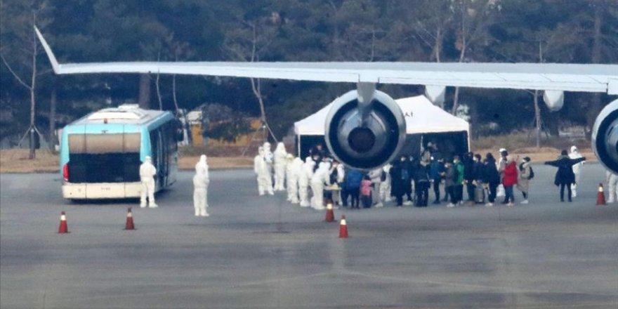Rusya, Çin'den Almanları Tahliye Eden Uçağın Moskova'ya İnmesine İzin Vermedi